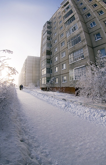 Russian northern city 18