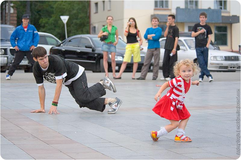 Break Dance in Russia 1