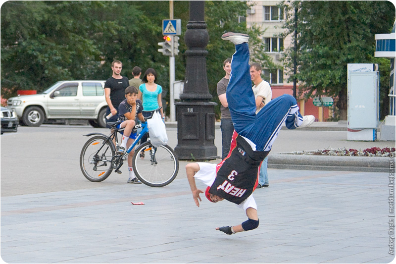 Break Dance in Russia 3