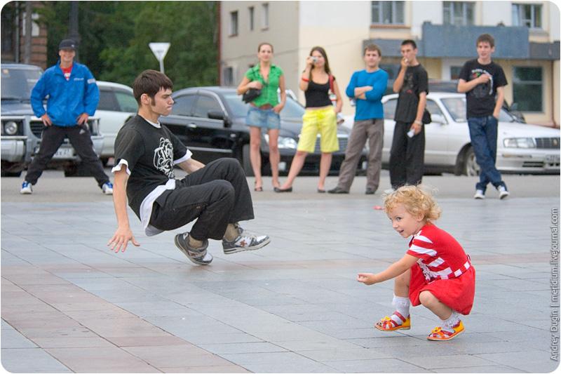Break Dance in Russia 4