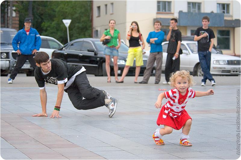 Break Dance in Russia 5