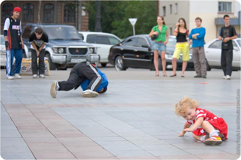 Break Dance in Russia 8