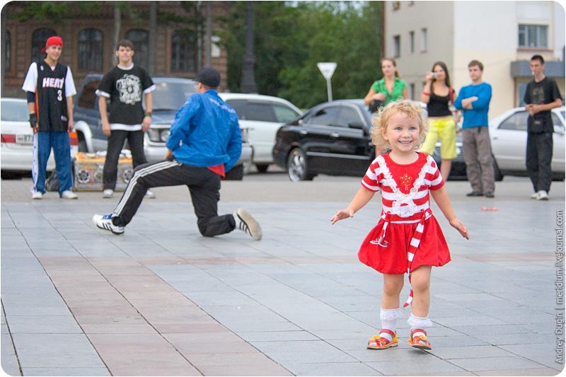 Break Dance in Russia 9