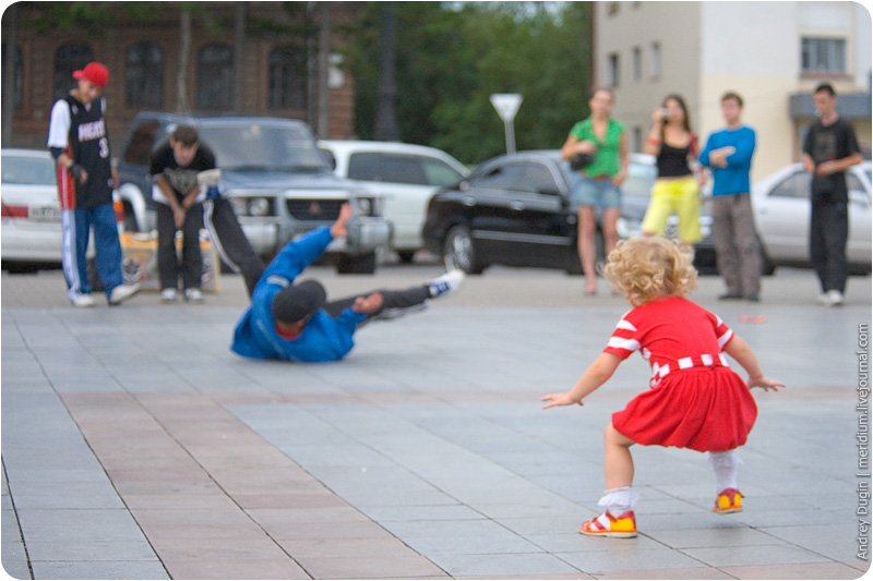 Break Dance in Russia 10