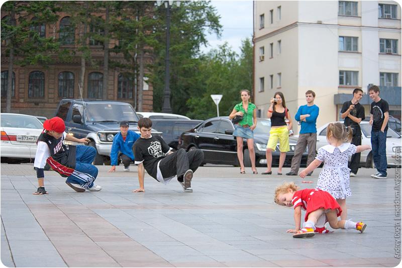 Break Dance in Russia 12