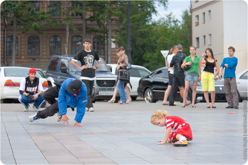 Break Dance in Russia 13