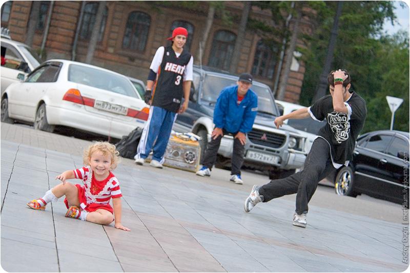 Break Dance in Russia 17