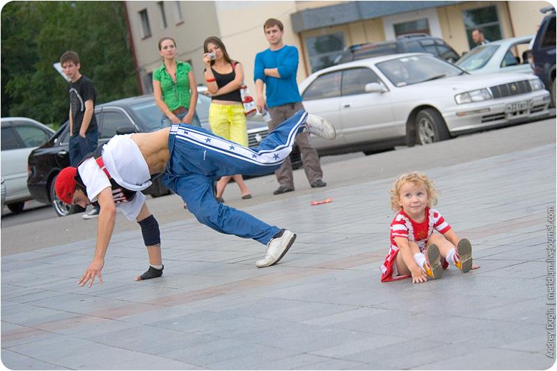 Break Dance in Russia 20