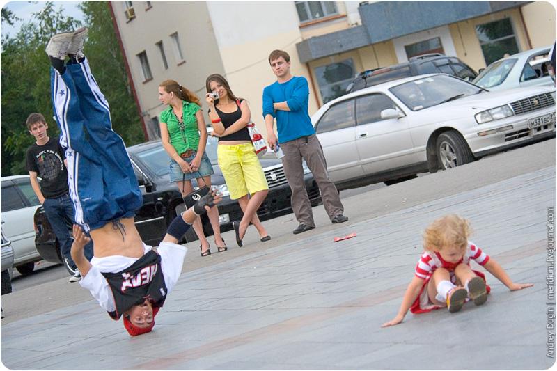 Break Dance in Russia 22