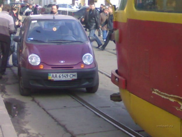 parking in russia, ukraine 2