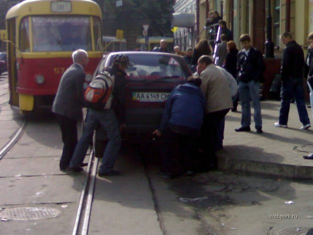 parking in russia, ukraine 5