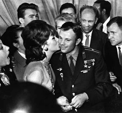 Yuri Gagarin, First Man in Space, He is from Russia 20
