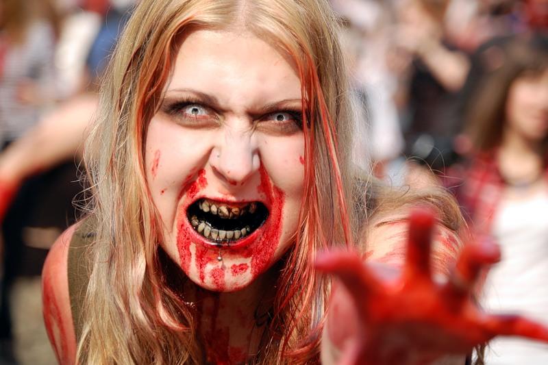 Zombie Mob 1