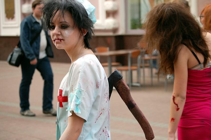 Zombie Mob 10