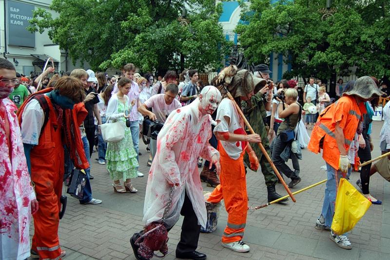 Zombie Mob 11