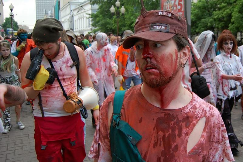 Zombie Mob 12