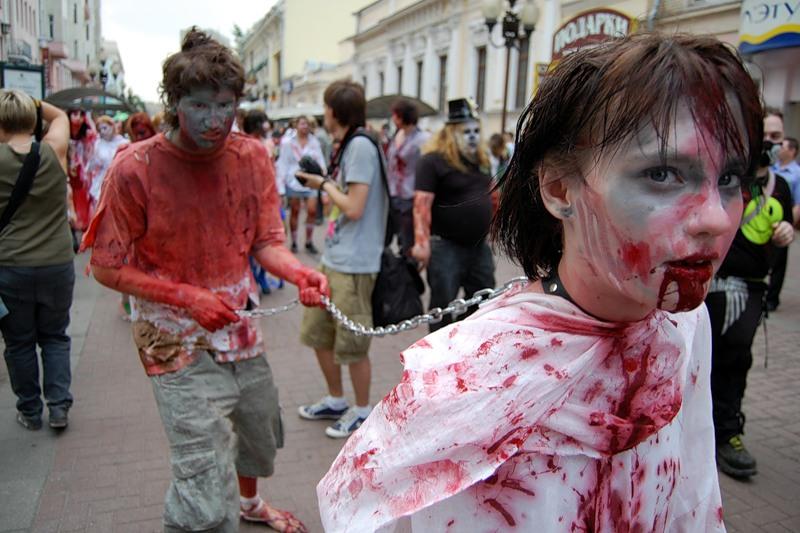 Zombie Mob 14