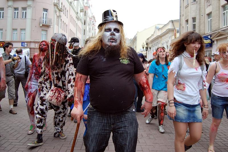 Zombie Mob 15