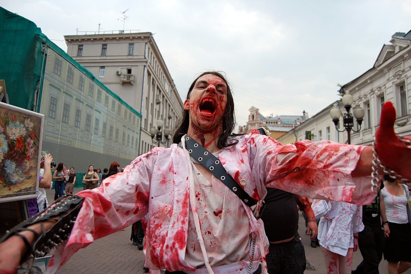 Zombie Mob 16