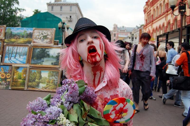 Zombie Mob 18