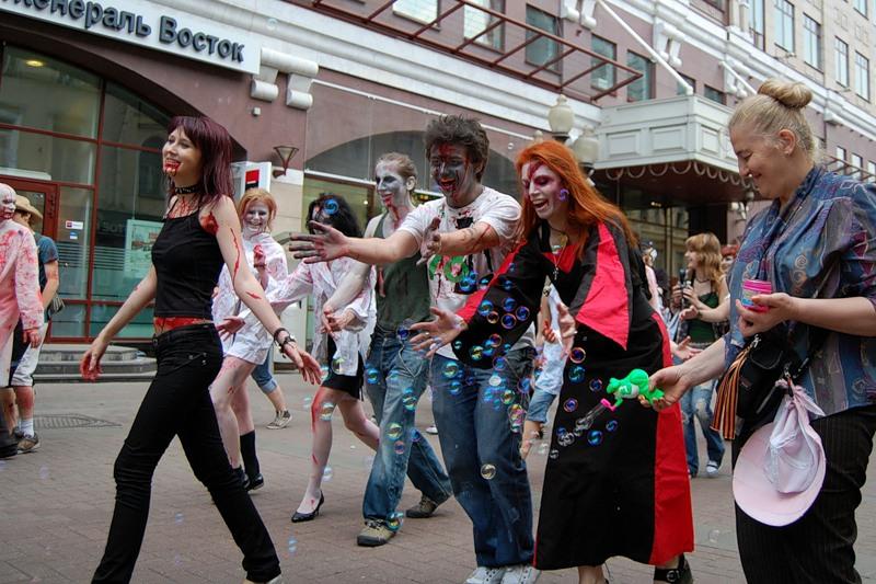 Zombie Mob 21