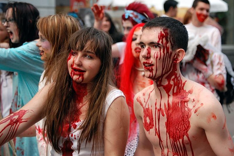 Zombie Mob 4