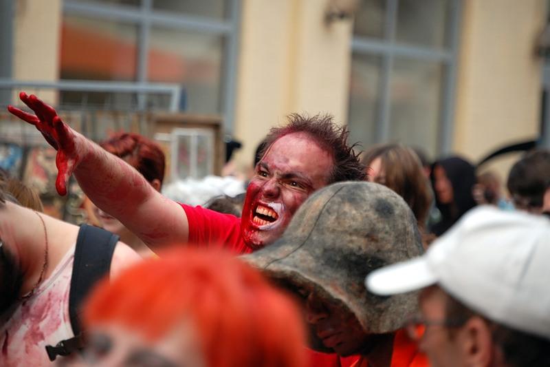 Zombie Mob 5