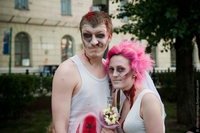 Zombie Wedding -  Accord of Black Hearts 1