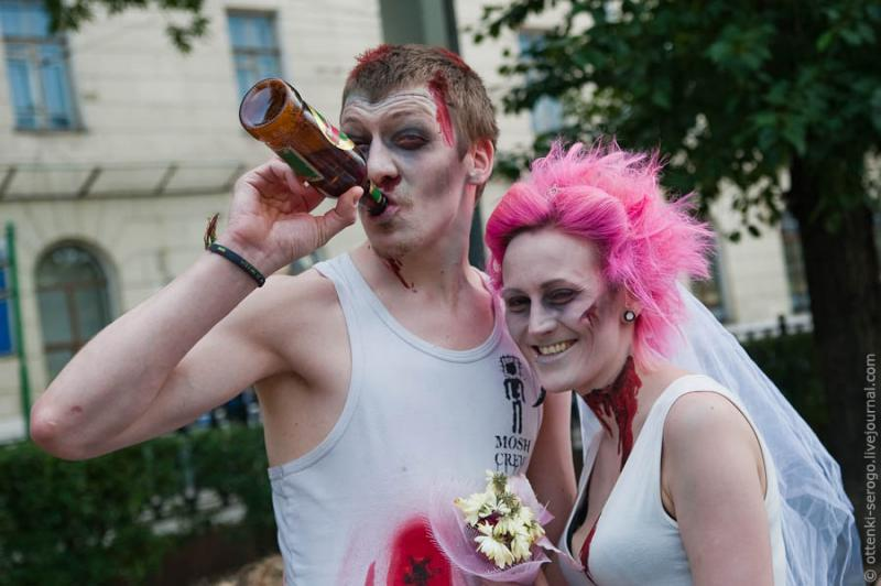Zombie Wedding -  Accord of Black Hearts 11