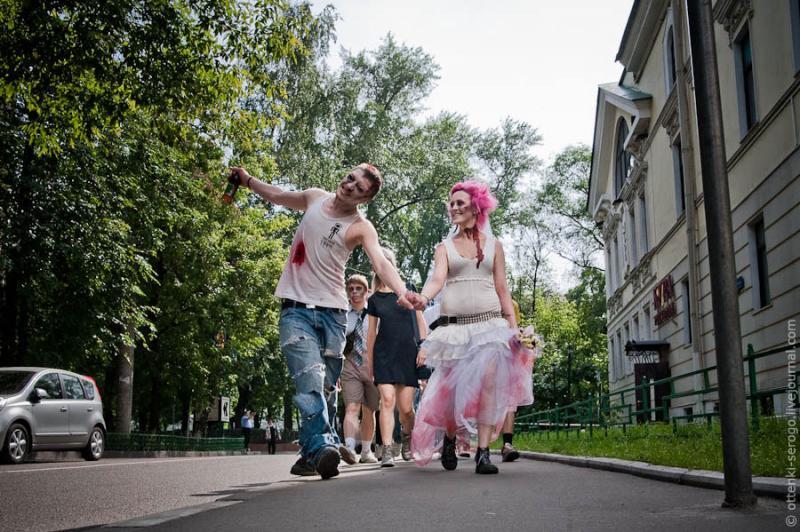 Zombie Wedding -  Accord of Black Hearts 12