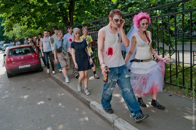 Zombie Wedding -  Accord of Black Hearts 13