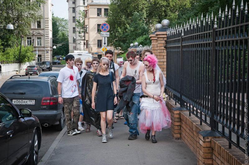 Zombie Wedding -  Accord of Black Hearts 14