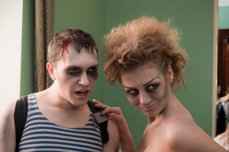 Zombie Wedding -  Accord of Black Hearts 19