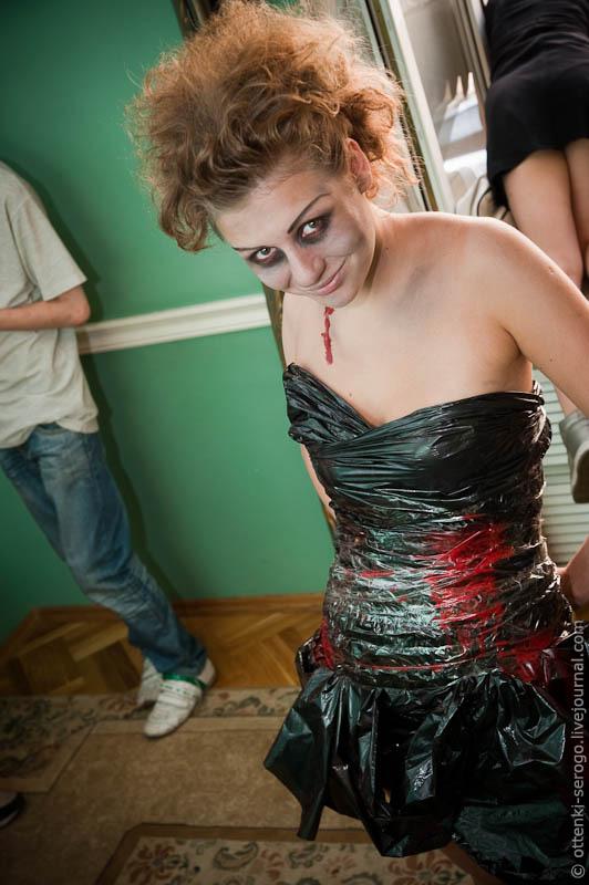 Zombie Wedding -  Accord of Black Hearts 21