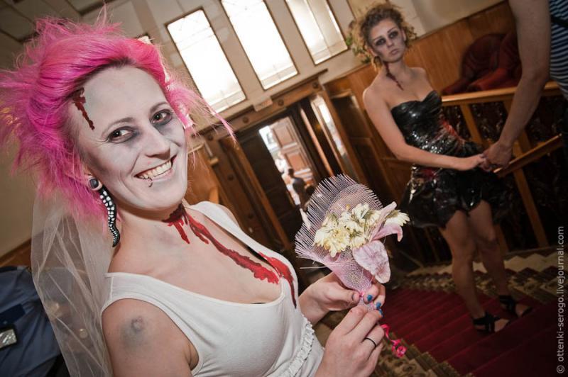 Zombie Wedding -  Accord of Black Hearts 24