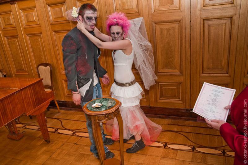 Zombie Wedding -  Accord of Black Hearts 30