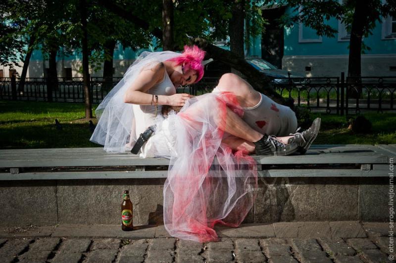 Zombie Wedding -  Accord of Black Hearts 47