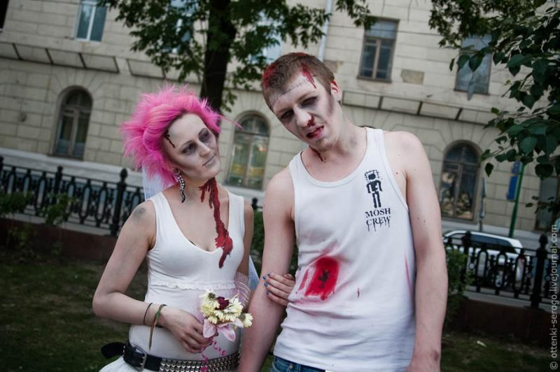 Zombie Wedding -  Accord of Black Hearts 7