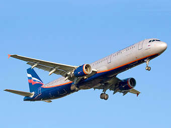 """""""Aeroflot"""" has banned carrying liquids and gels onboard for passengers flying to the USA."""