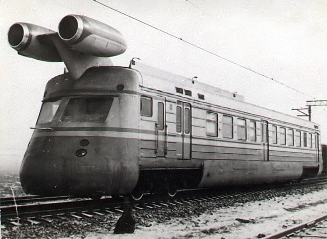 russian jet train