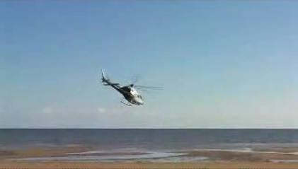 Helicopter Crash in St. Petersburg Video