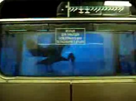 Kiev Subway Ads