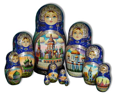 Russian Matreshka