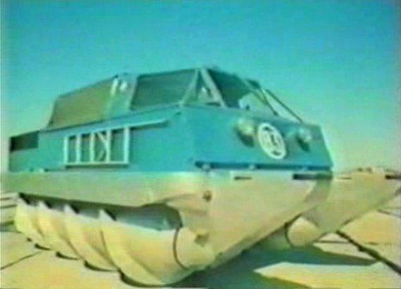 Russian Monster-Trucks in Action