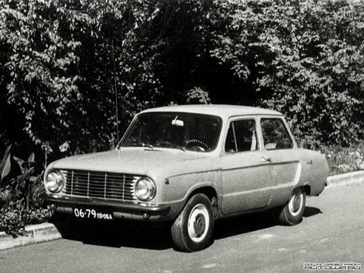 ZAZ 966 prototype