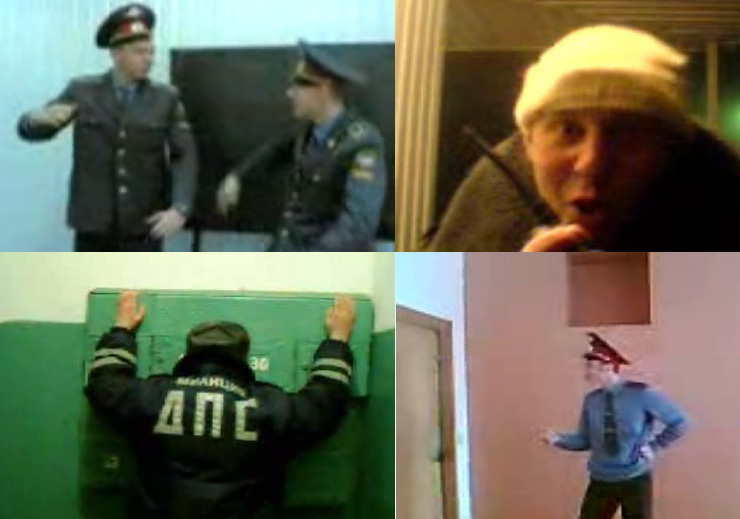 Russian Police Dances