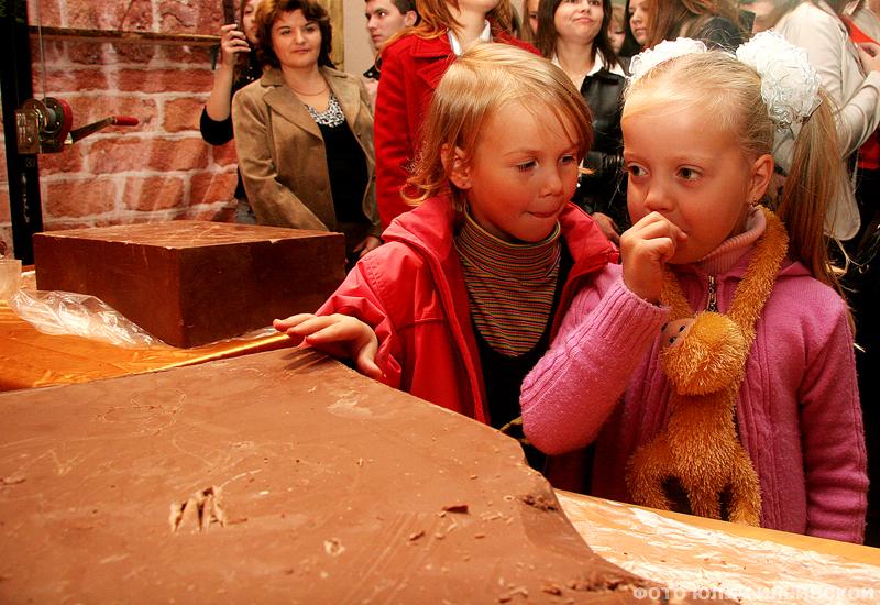 Kiev Chocolate Festival