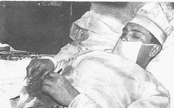 Leonid Rogozov – a hero-surgeon
