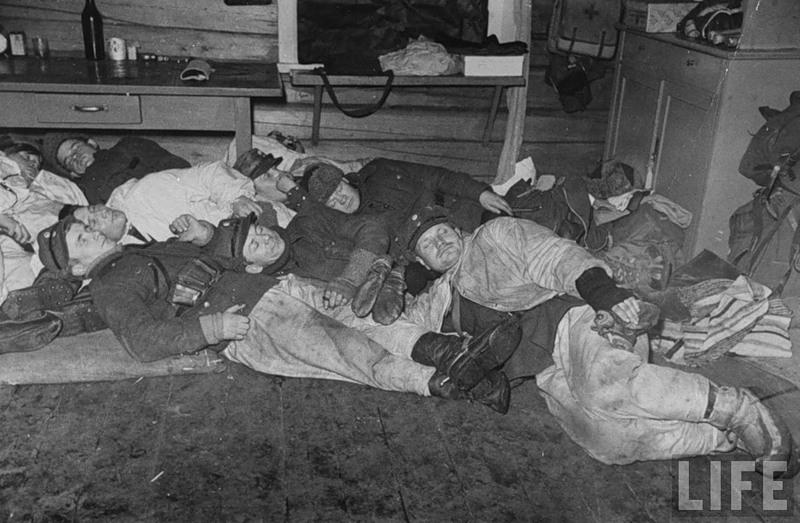 Советско финская война доклад
