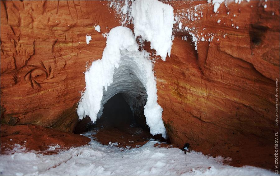 Borschevsk Caves